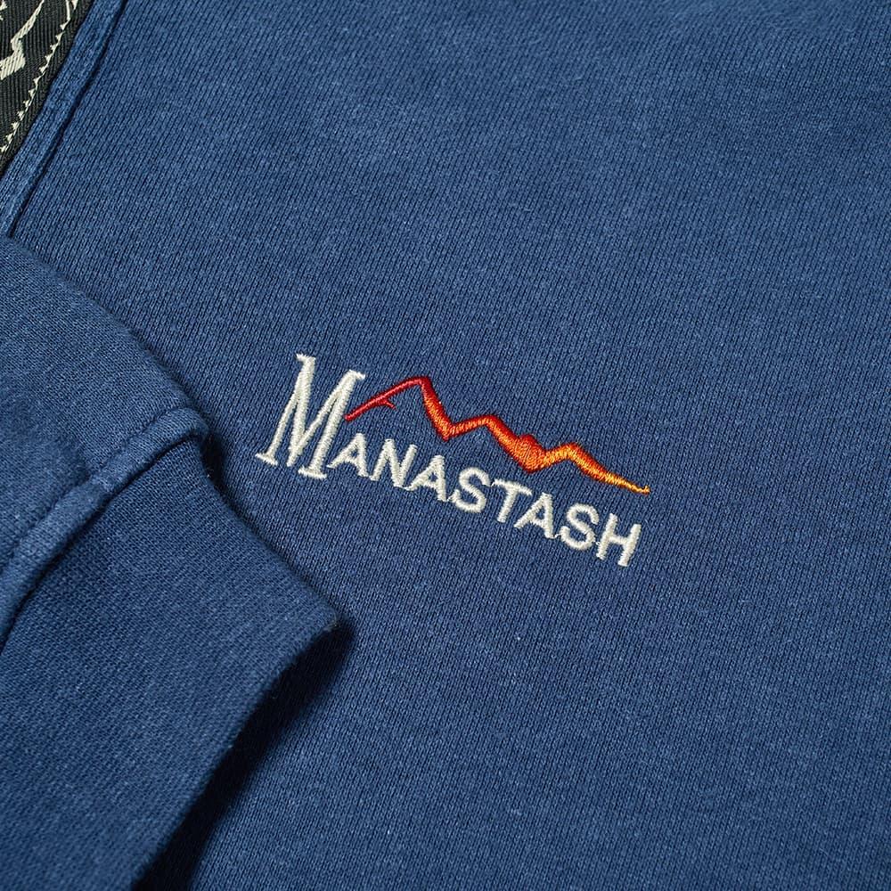 Manastash Hemp Pullover - Navy