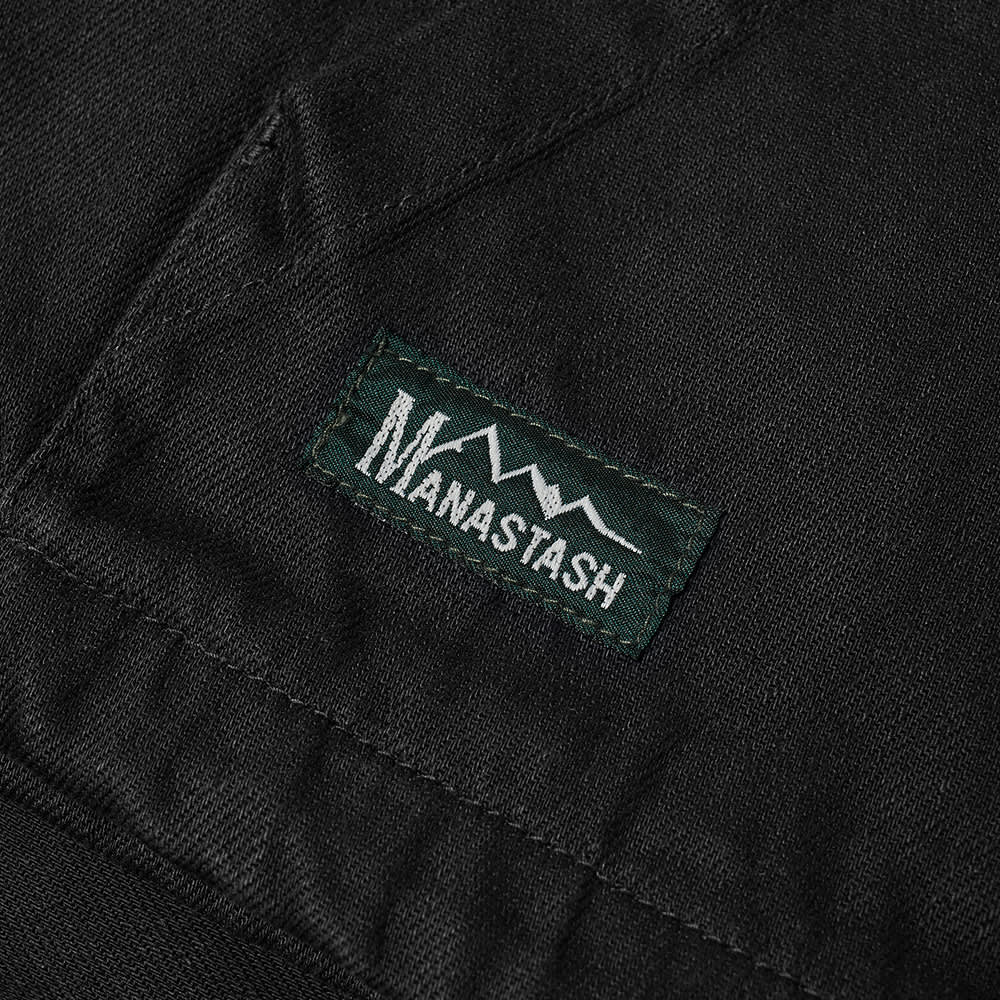 Manastash Chilliwack Hooded Smock - Black