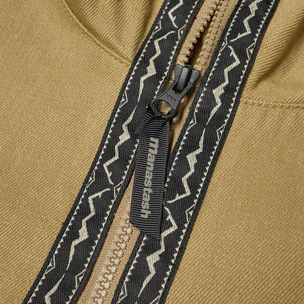 Manastash Chilliwack Hooded Smock - Khaki
