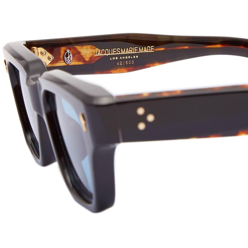 Jacques Marie Mage Fellini Sunglasses - Noir & Blue