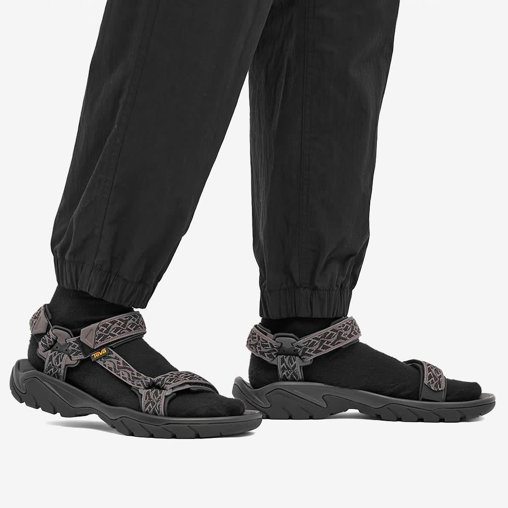 Teva Terra Fi 5 Universal Sandal - Wavy Trail Black