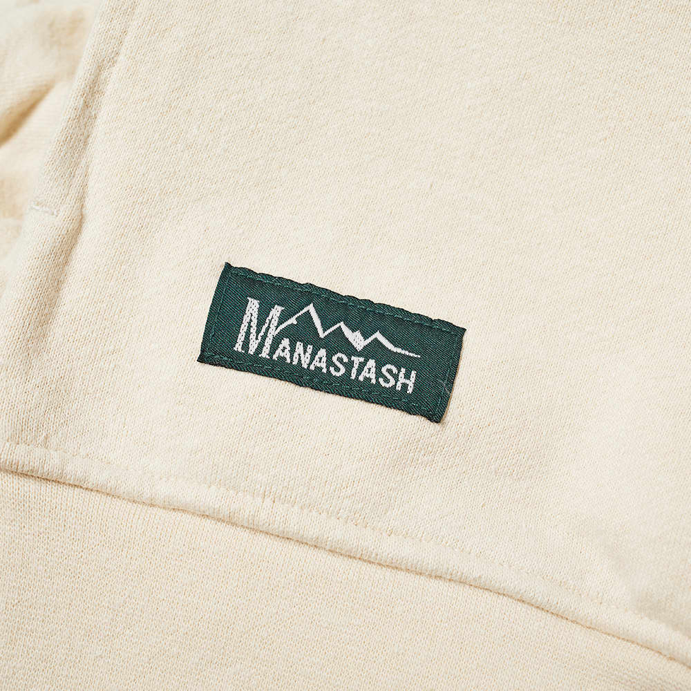 Manastash Hemp Pullover - Natural