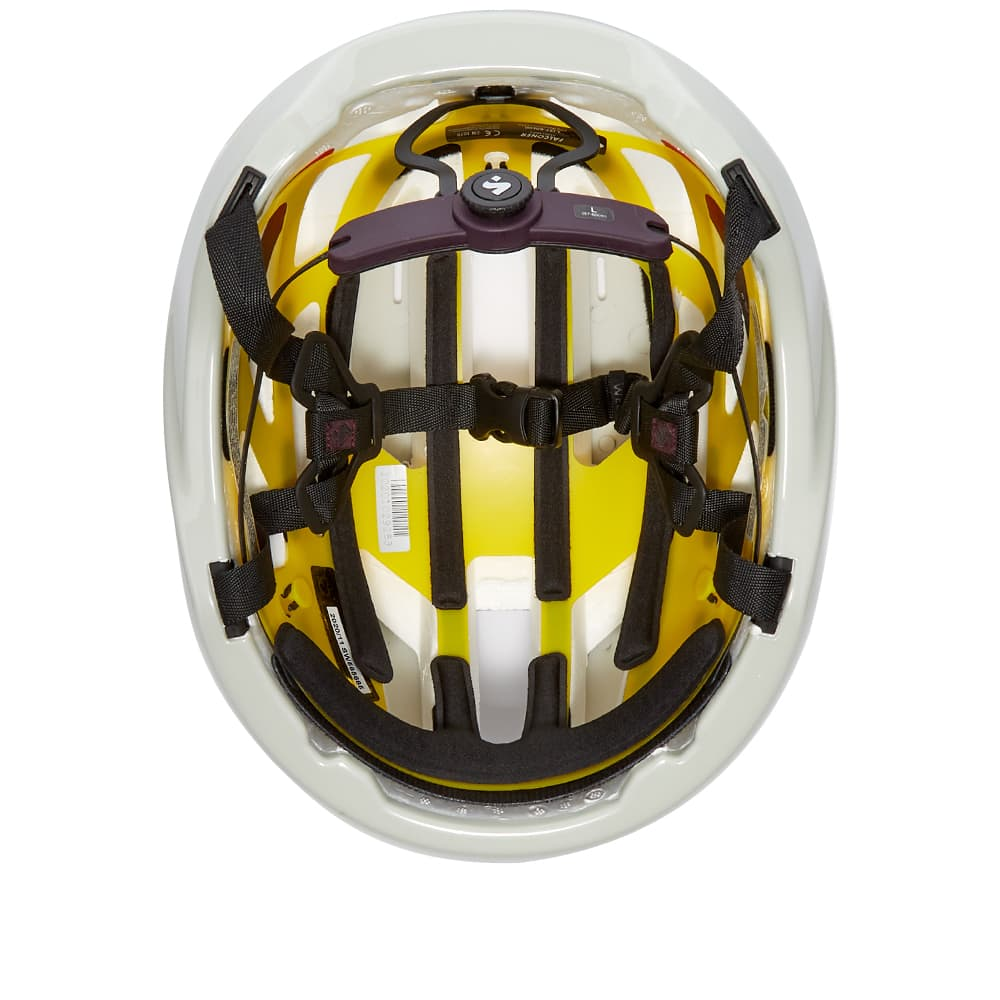 Pas Normal Studios Falconer Aero Helmet - Off White