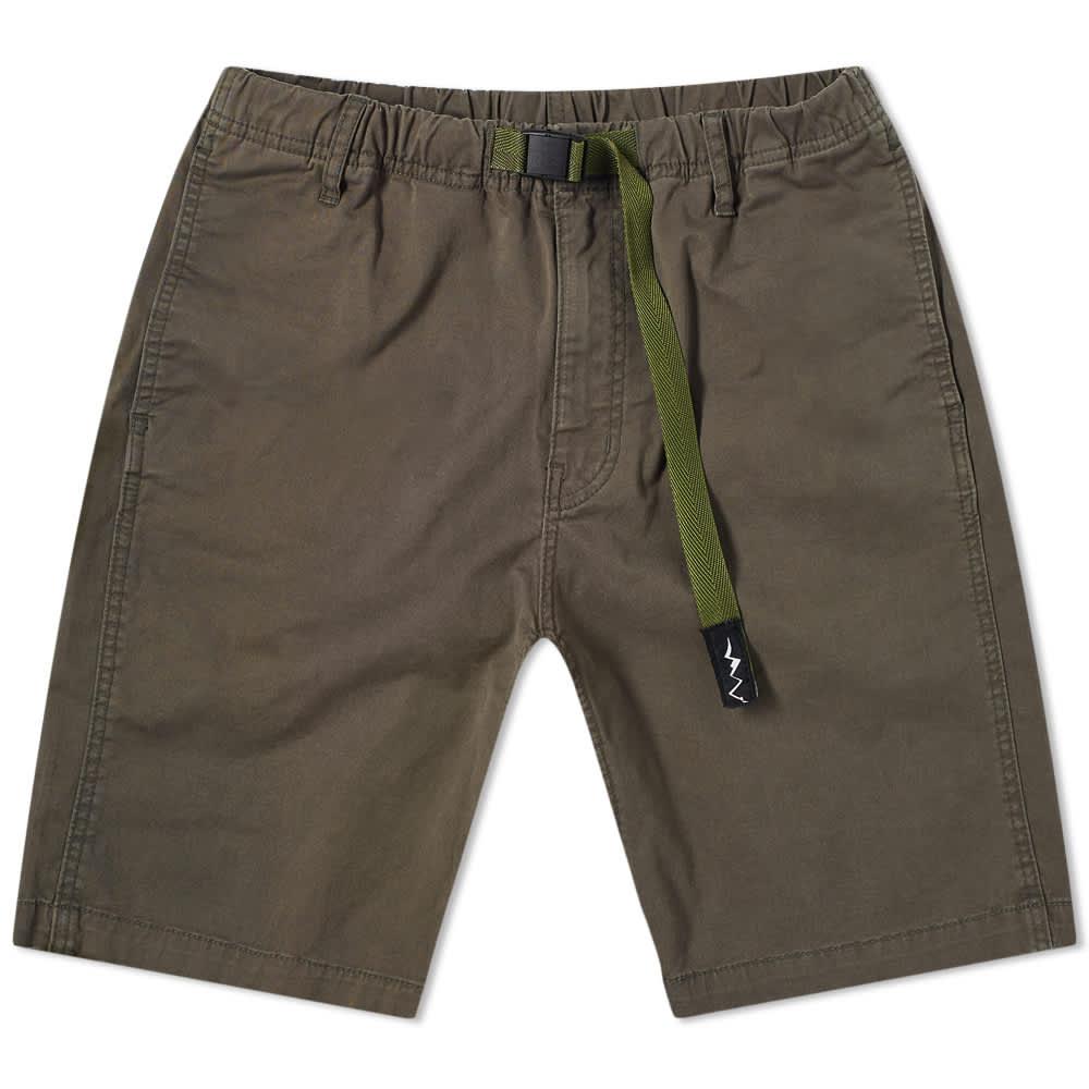 Manastash Flex Climber Short - Olive