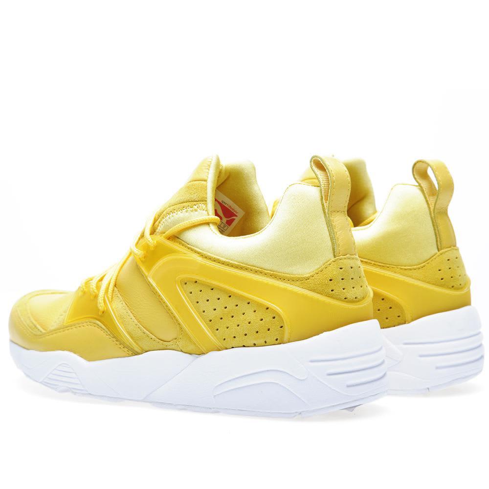 Puma x theLIST x Hypebeast Blaze of Glory OG 'Siu Mai' - Primrose Yellow