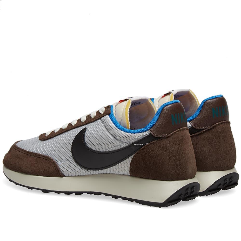 Nike Air Tailwind 79 - Brown, Black, Platinum & Blue