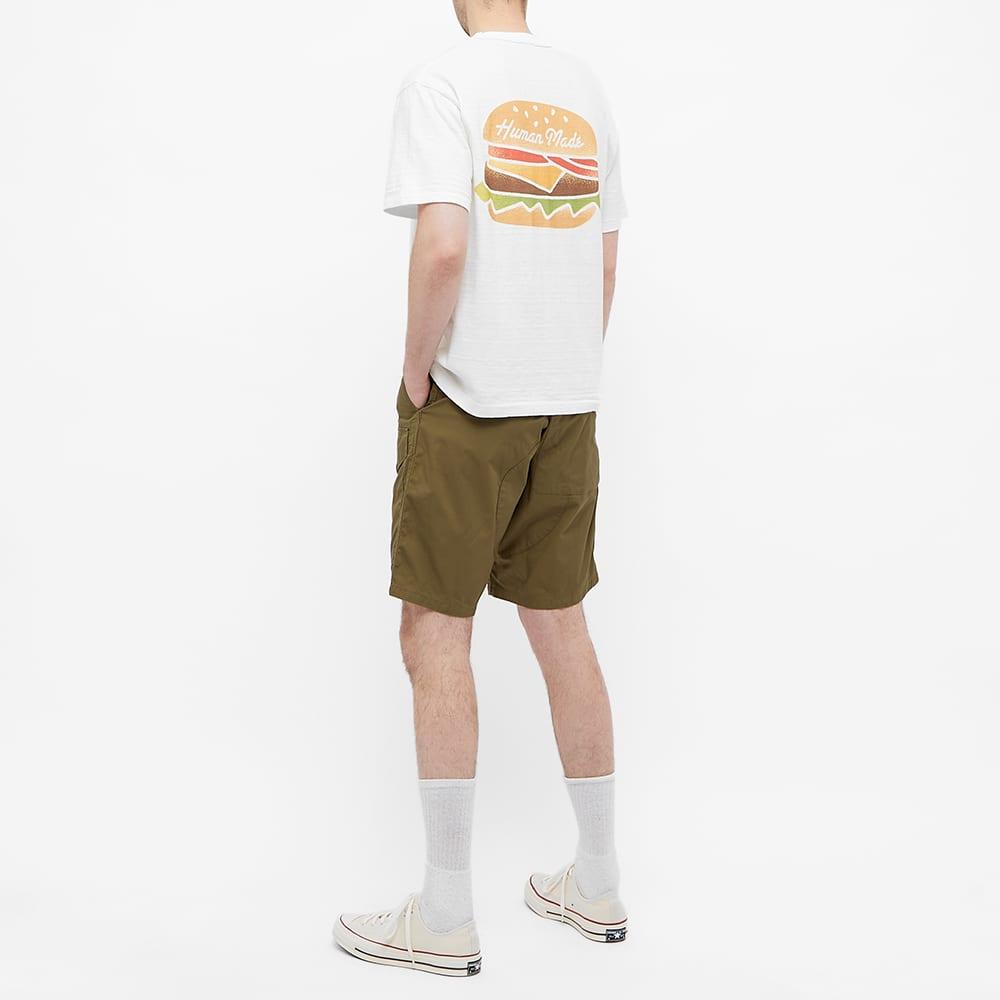 Human Made Burger Tee - White