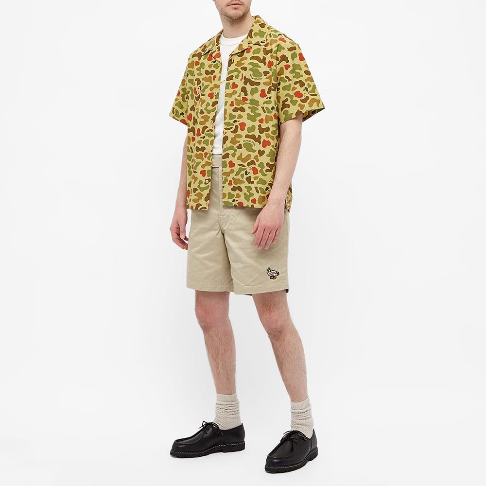 Human Made Duck Camo Aloha Shirt - Green