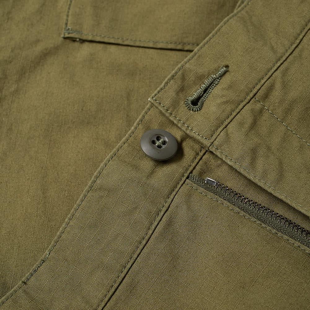 SOPHNET. Ripstop Cargo Short - Khaki