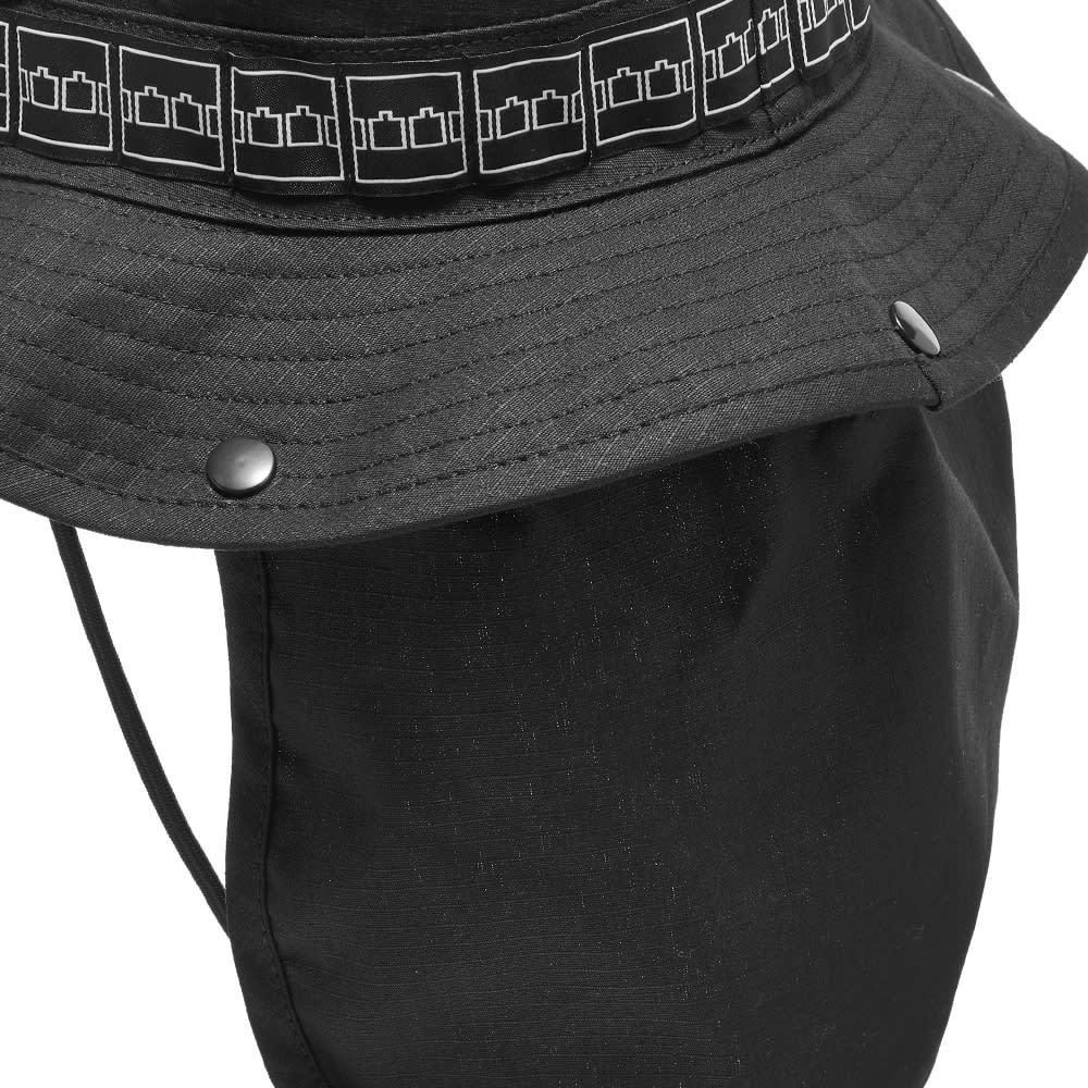 The Trilogy Tapes Boonie Hat - Black