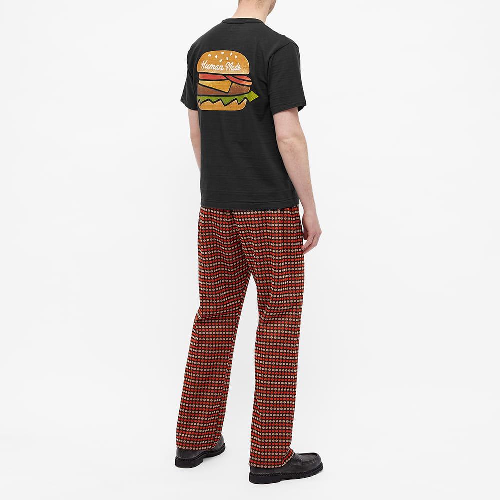 Human Made Burger Tee - Black