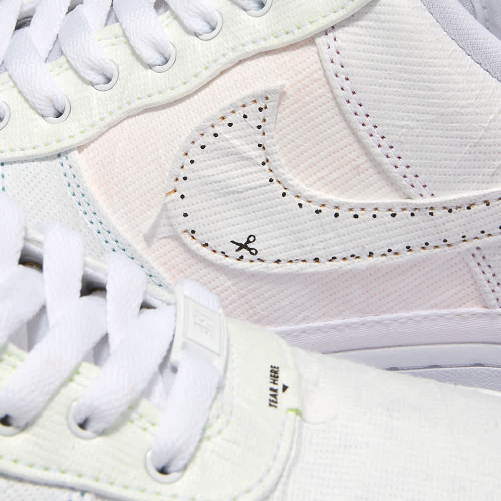 Nike Air Force 1 Low Tear-Away W - Punch, Sesame & Purple