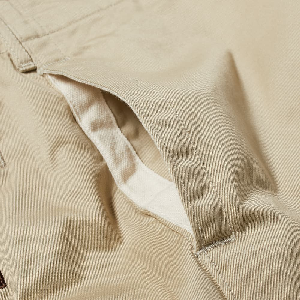 Human Made Embroidery Chino Shorts - Beige
