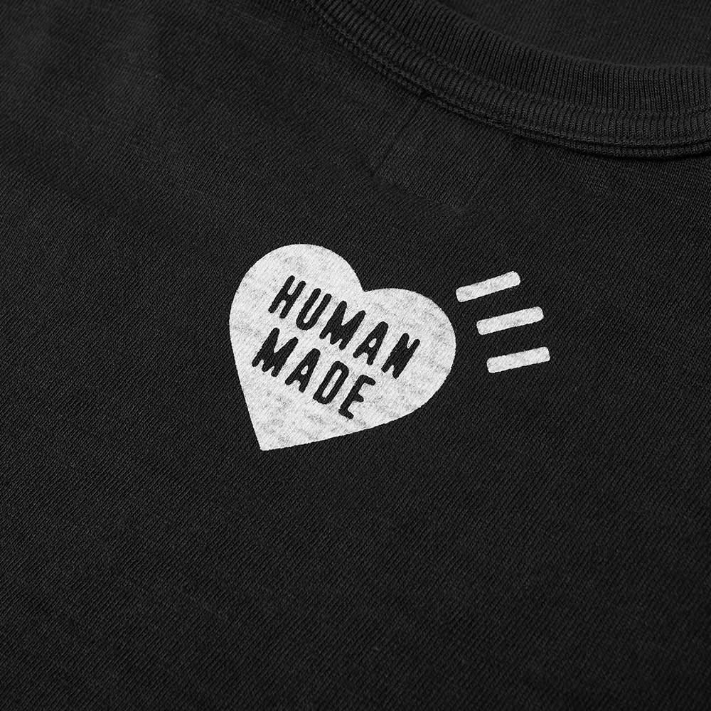 Human Made Tiger Head Tee - Black