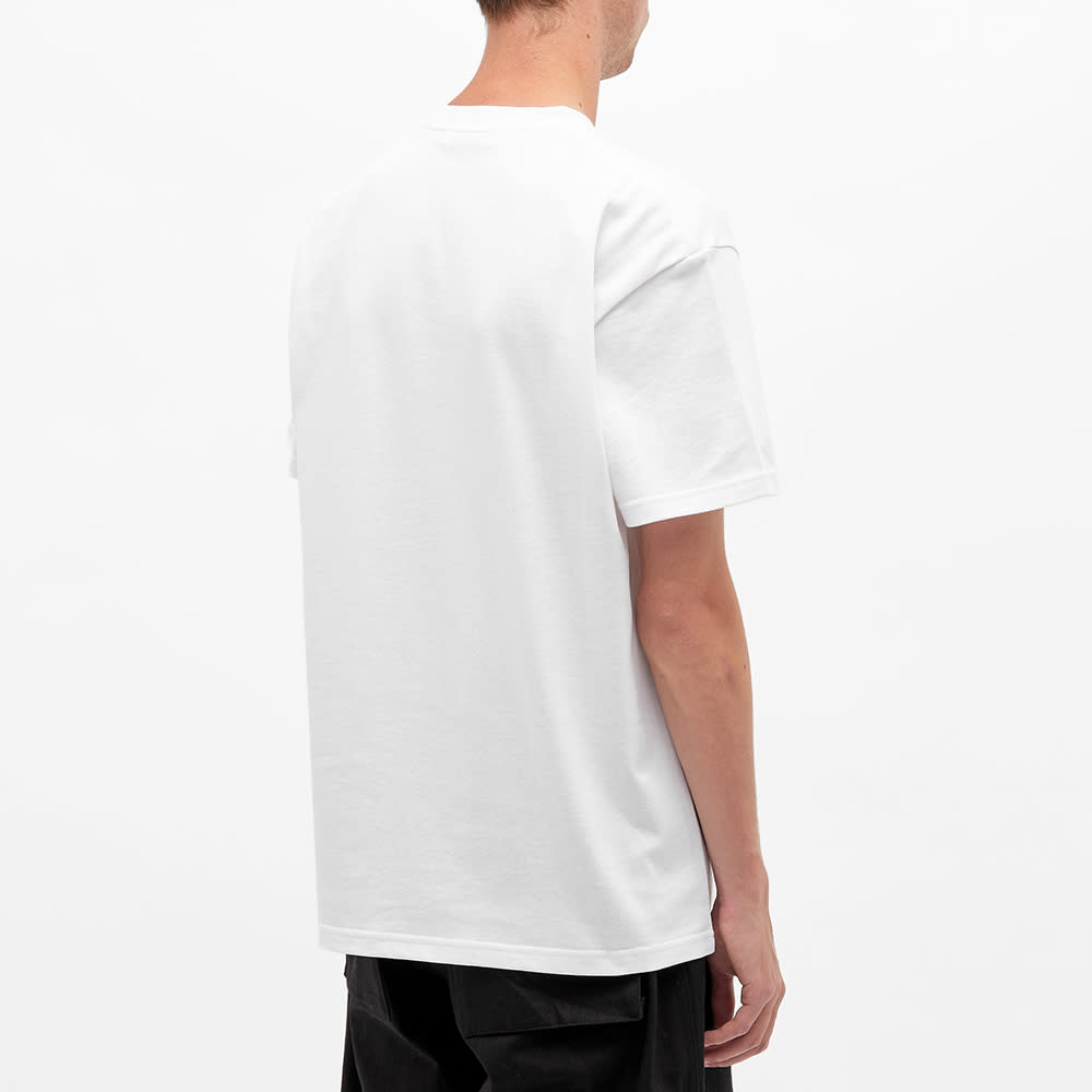 JW Anderson Anchor Logo Patch Tee - White