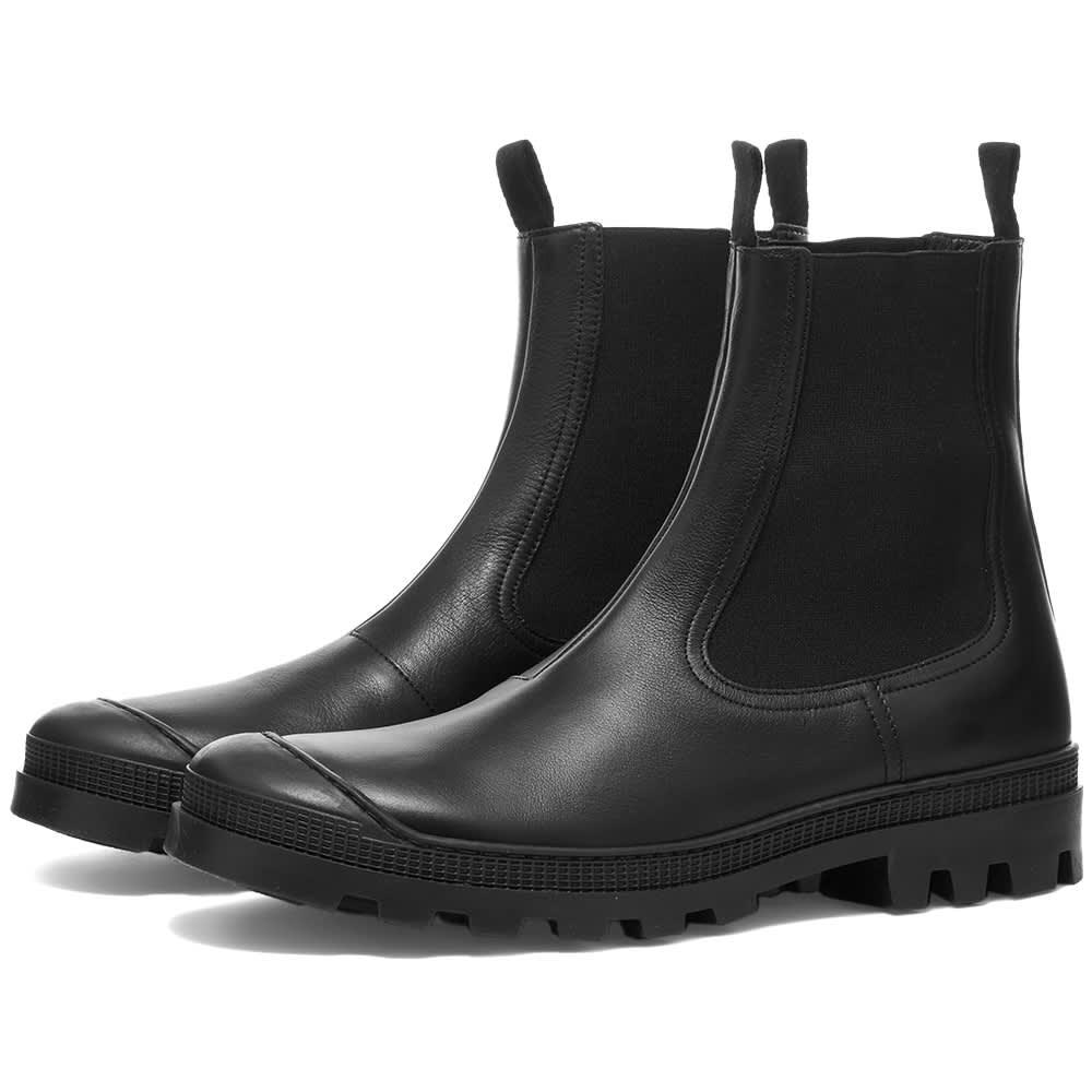 Loewe Chelsea Boot - Black
