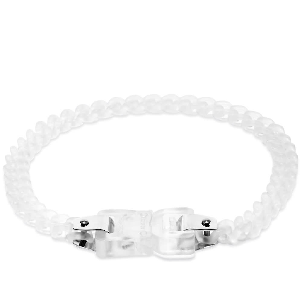 1017 ALYX 9SM Transparent Chain Necklace - Trasparent