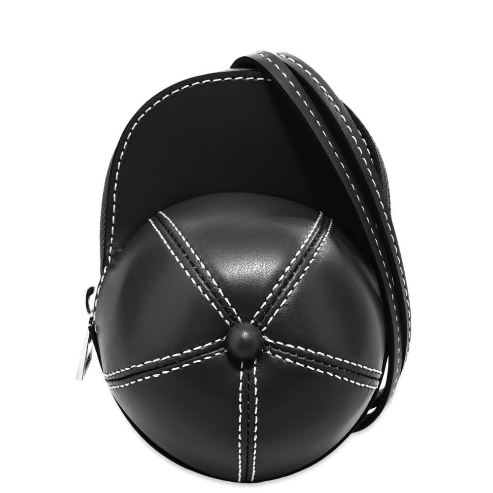JW Anderson Nano Cap Bag - Black