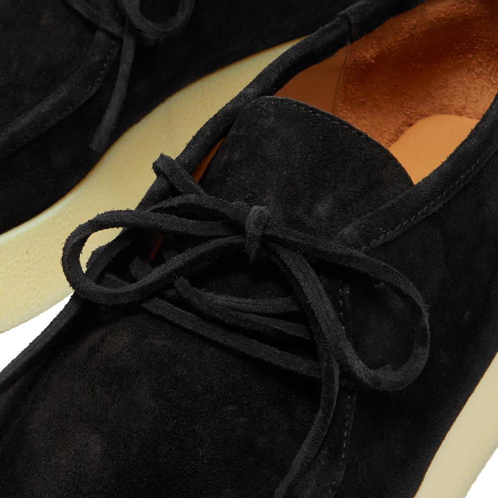 Loewe Wedge Lace Up - Black