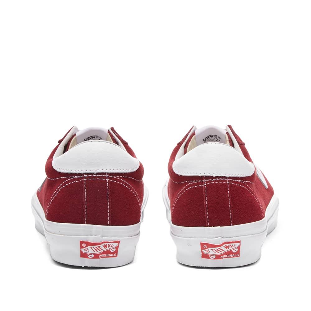 Vans Vault UA OG Epoch LX - Pomegranate & True White