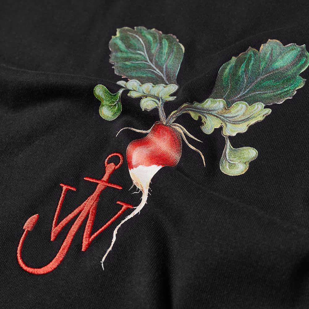 JW Anderson Veggie Logo Tee - Black