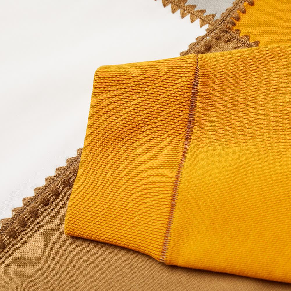 Loewe Multicolour Stitched Hoody - Multi