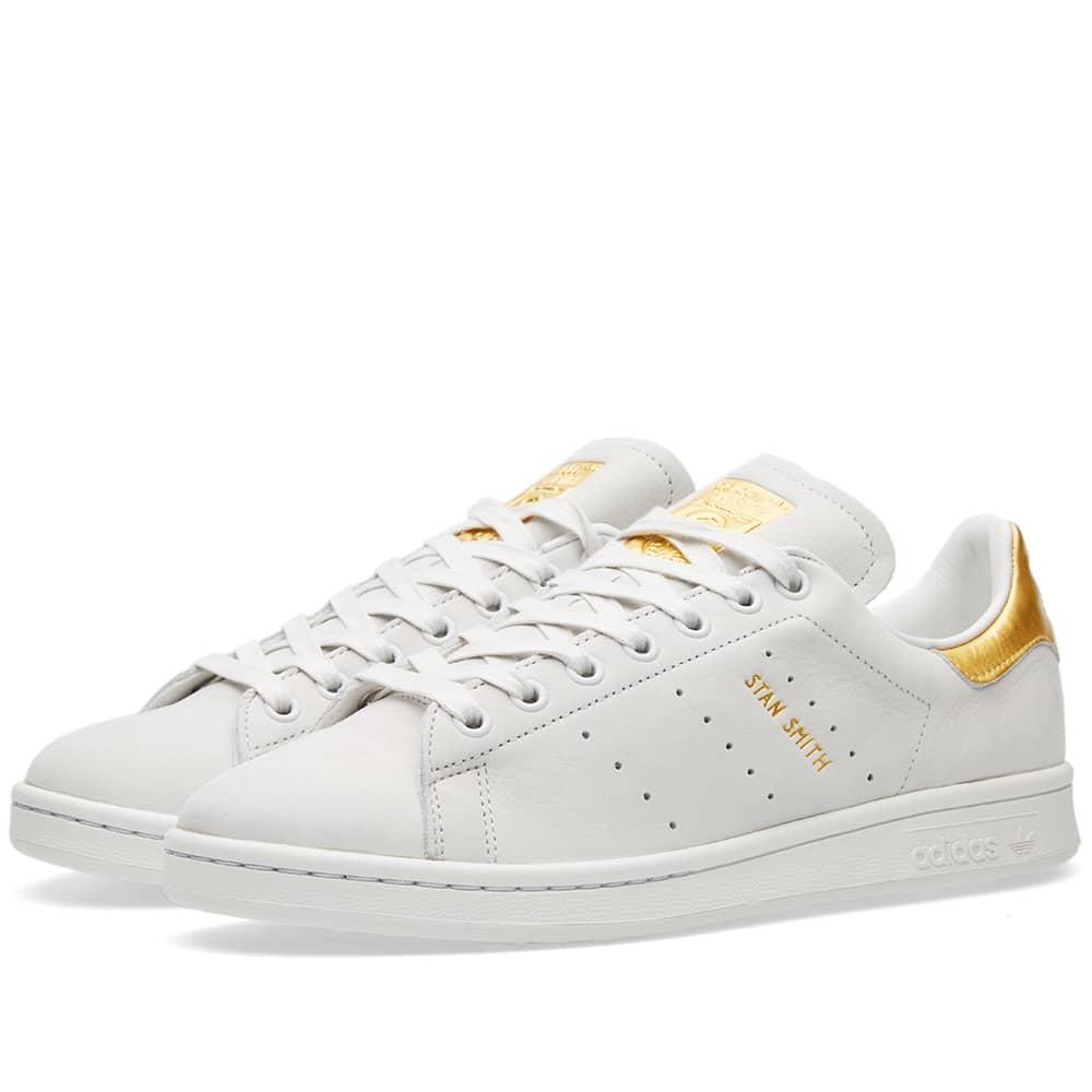 Adidas Stan Smith 24K Vintage White