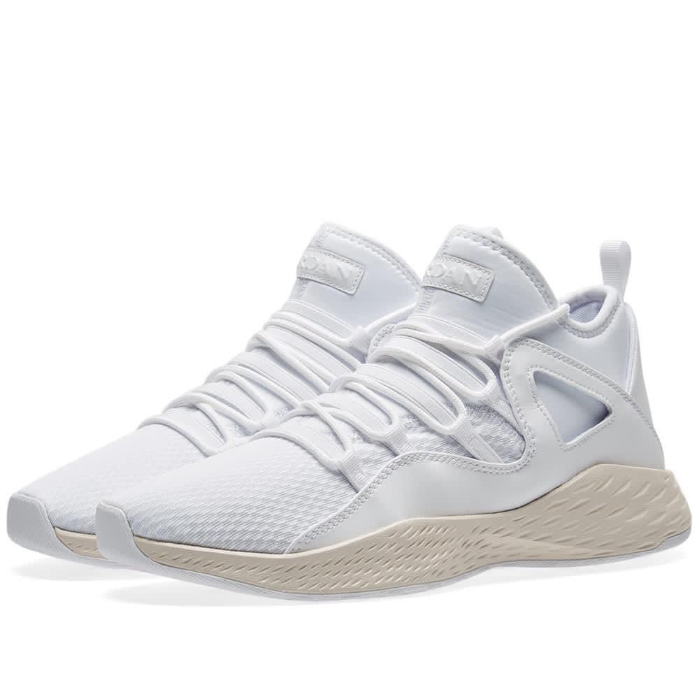 Nike Jordan Formula 23 White \u0026 Light
