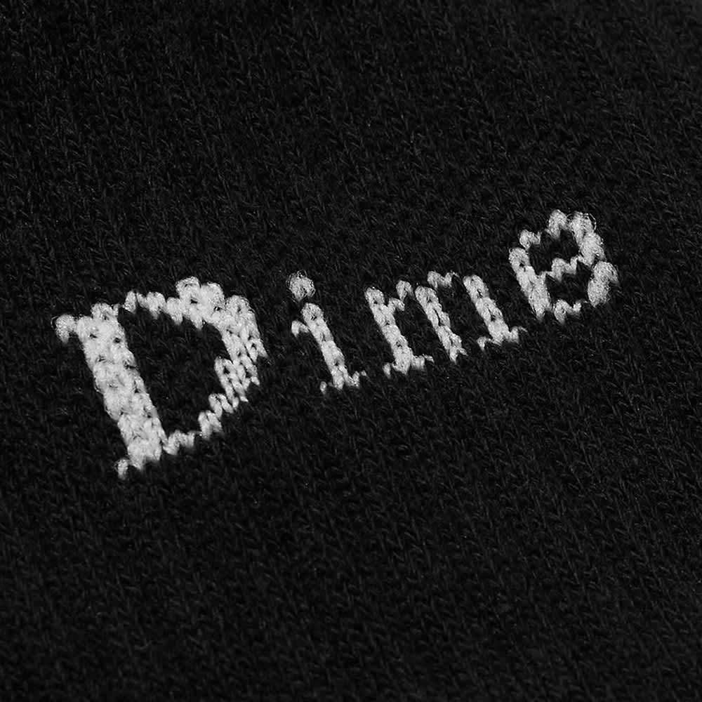 Dime Sock - Black