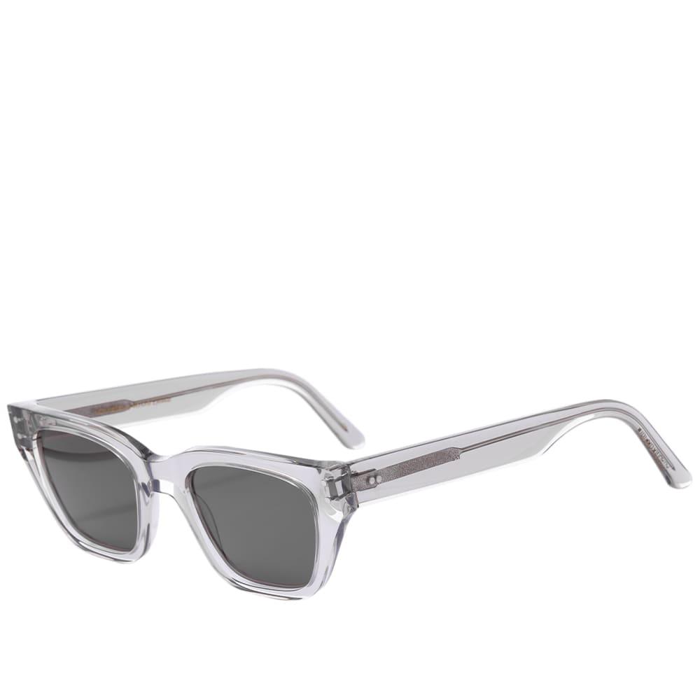 Monokel Memphis Sunglasses - Crystal