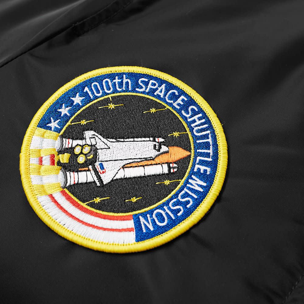 Alpha Industries MA-1 VF NASA Jacket - Black