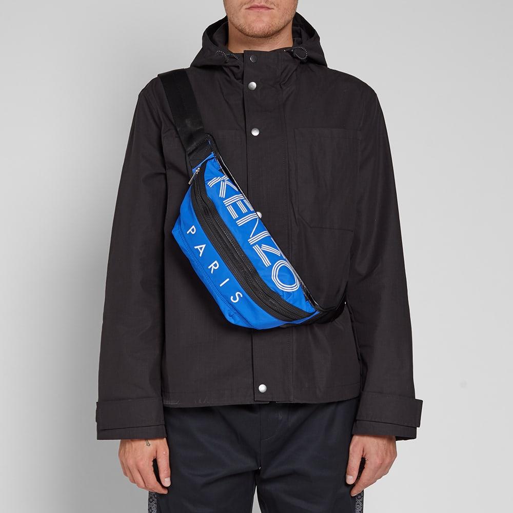 Kenzo Paris Cross Body Bag - Blue