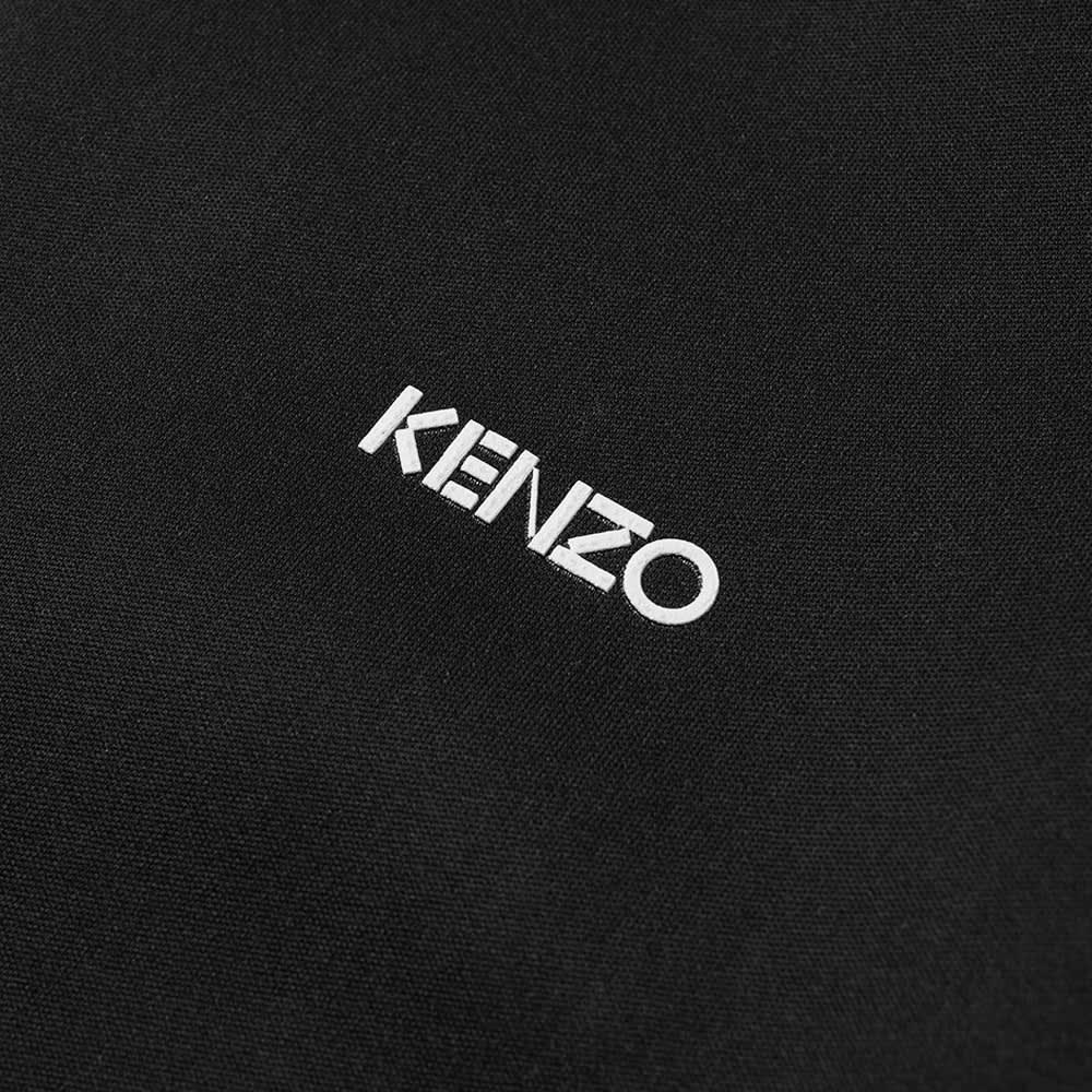 Kenzo Taped Track Top - Black