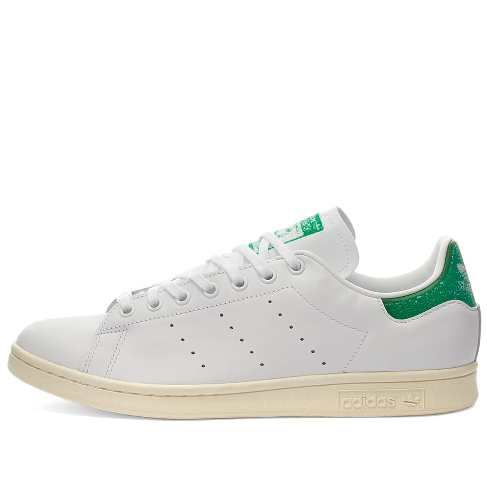 Adidas x Swarovski Stan Smith W White