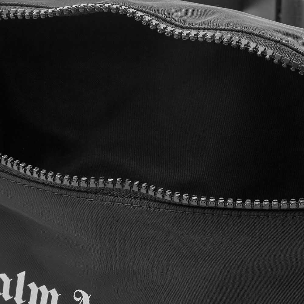 Palm Angels Logo Waist Bag - Black