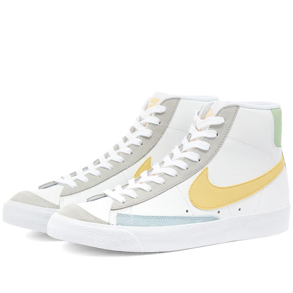 Nike Blazer Mid 77 Sporty Pastel White