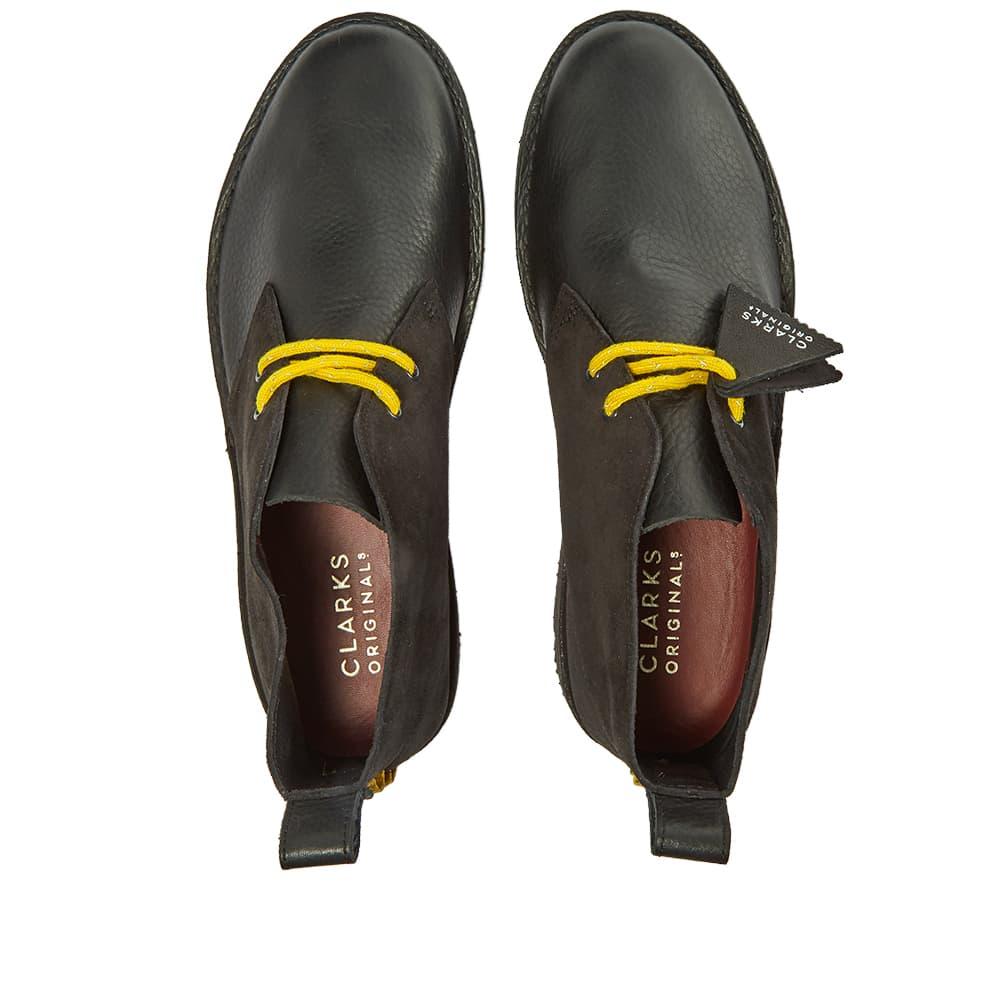 Clarks Originals Desert Boot 2.0 - Black Combi