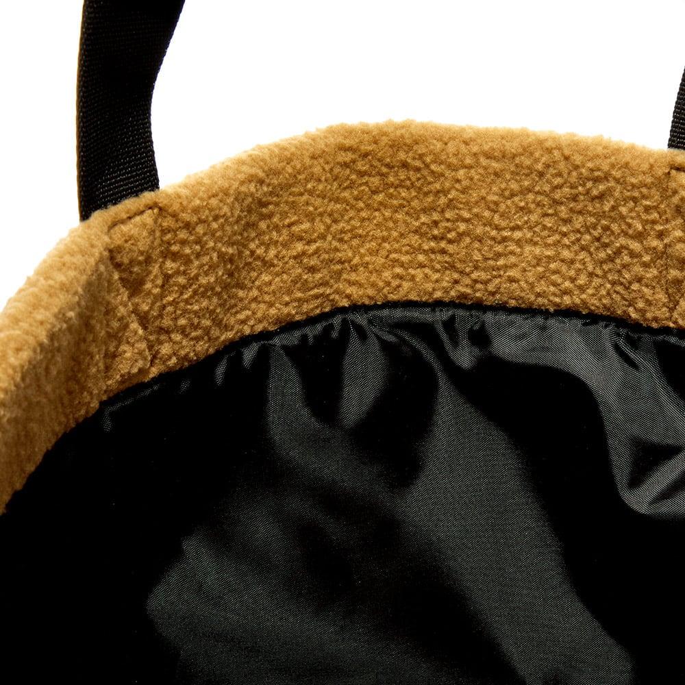 Gramicci Boa Fleece Tote - Beige