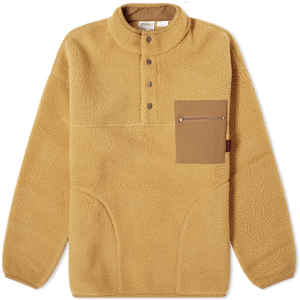 Gramicci Boa Fleece Pullover Shirt