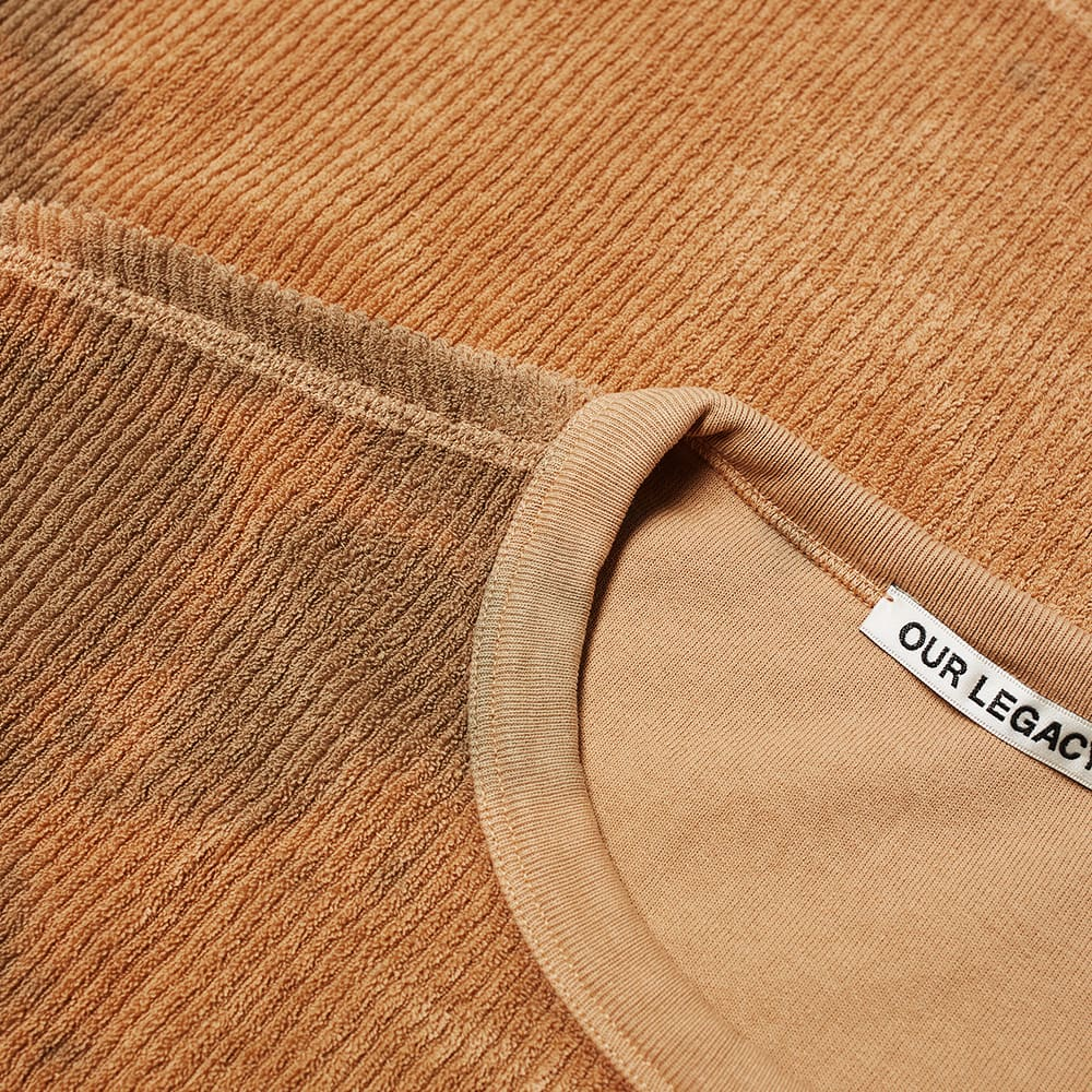 Our Legacy Camo Cord Box Tee - Camo Tie Dye