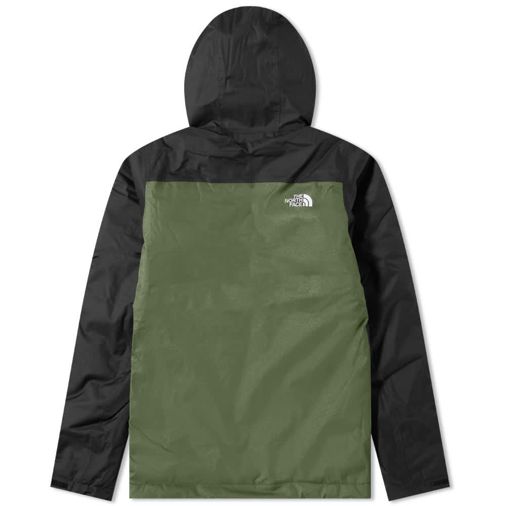 The North Face Millerton Insulated Jacket - Thyme & Black