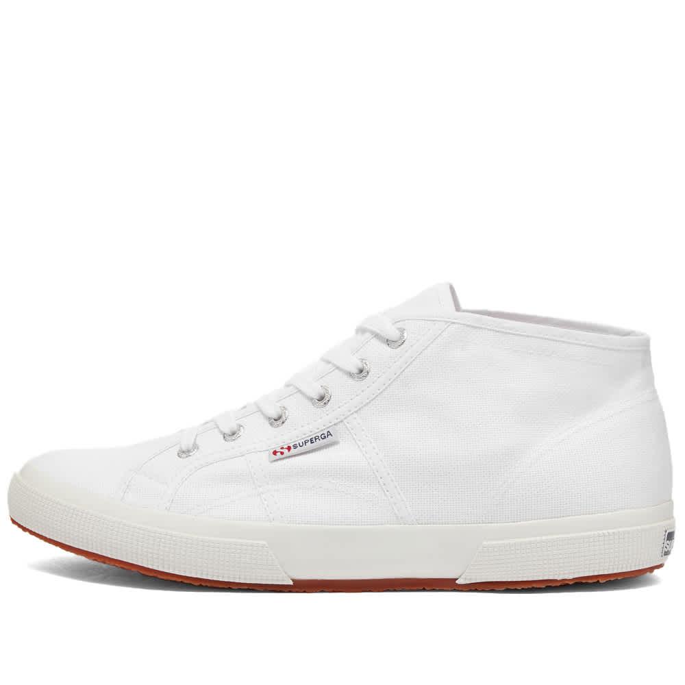 Superga 2754 Cotu Mid - White