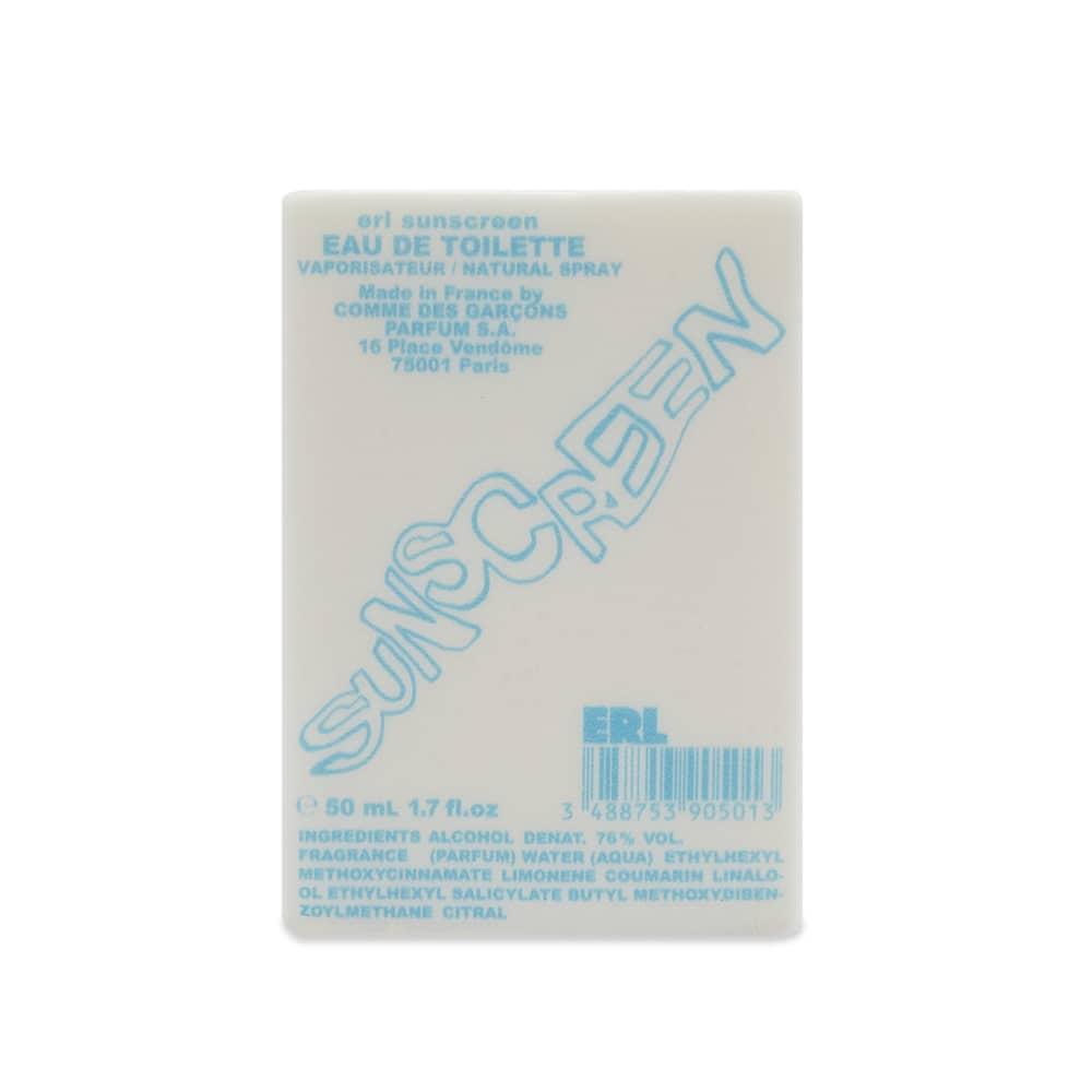 Comme des Garcons ERL Sunscreen Eau De Toilette - 50ml