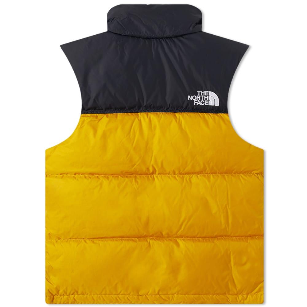 The North Face 1996 Retro Nuptse Vest - Arrowwood Yellow