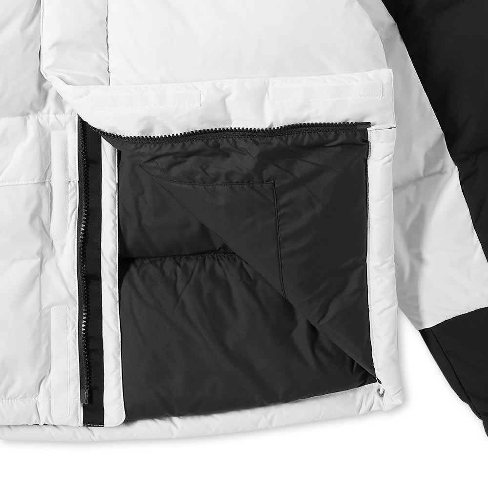 The North Face  Himlayan Down Parka - White