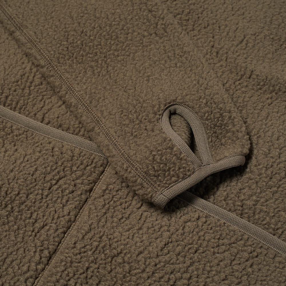 Snow Peak Thermal Boa Fleece Jacket - Khaki