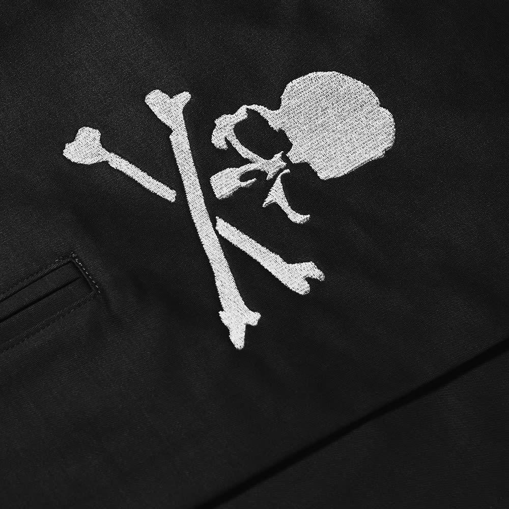 MASTERMIND WORLD Skull Cargo Pant - Black