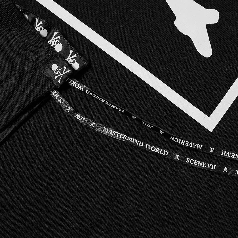 MASTERMIND WORLD Regular Box Logo Tee - Black