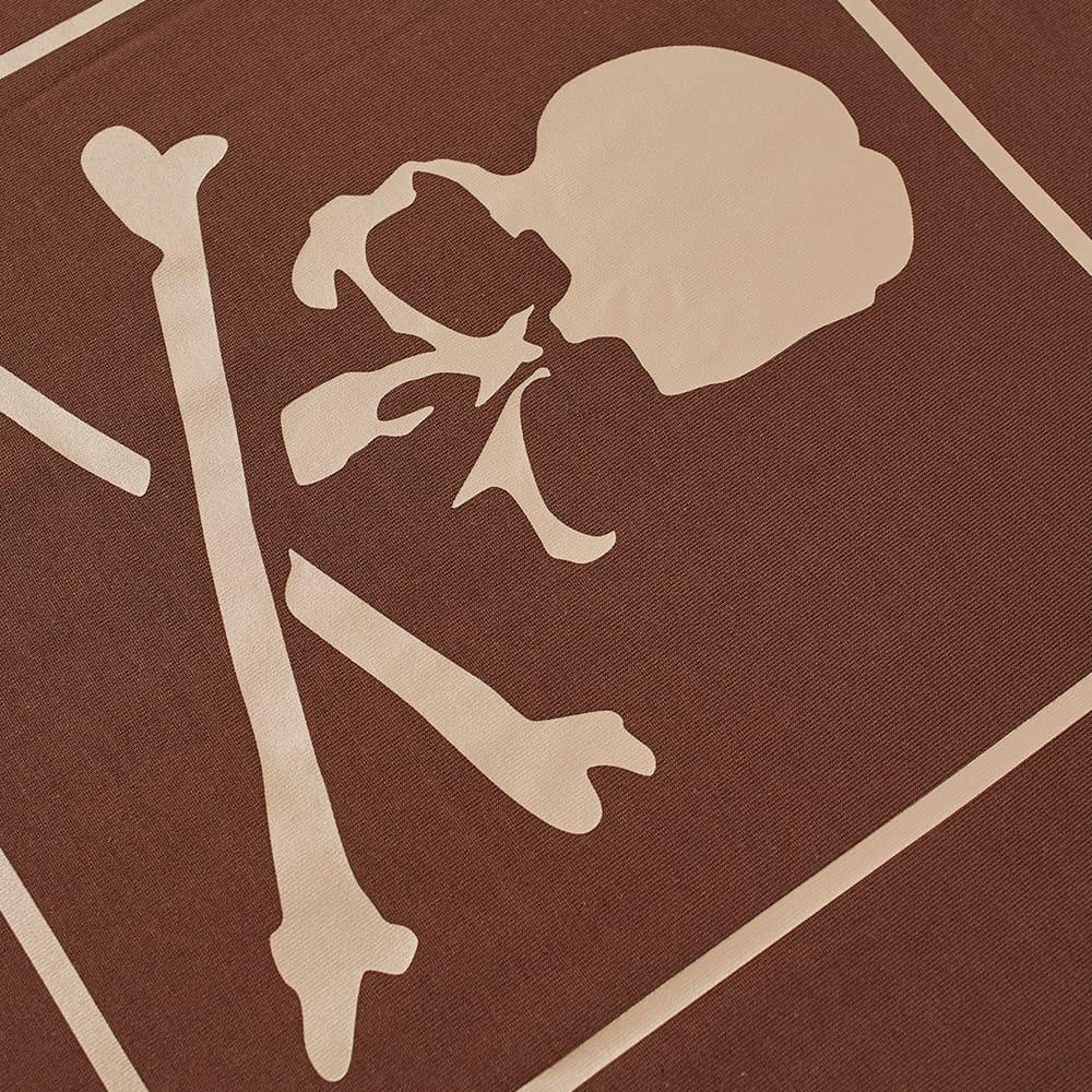 MASTERMIND WORLD Regular Box Logo Tee - Brown