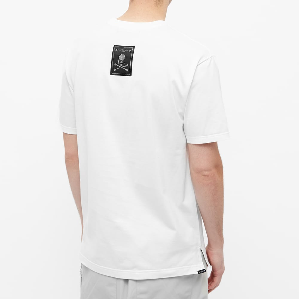 MASTERMIND WORLD Forever Young At Heart Tee - White